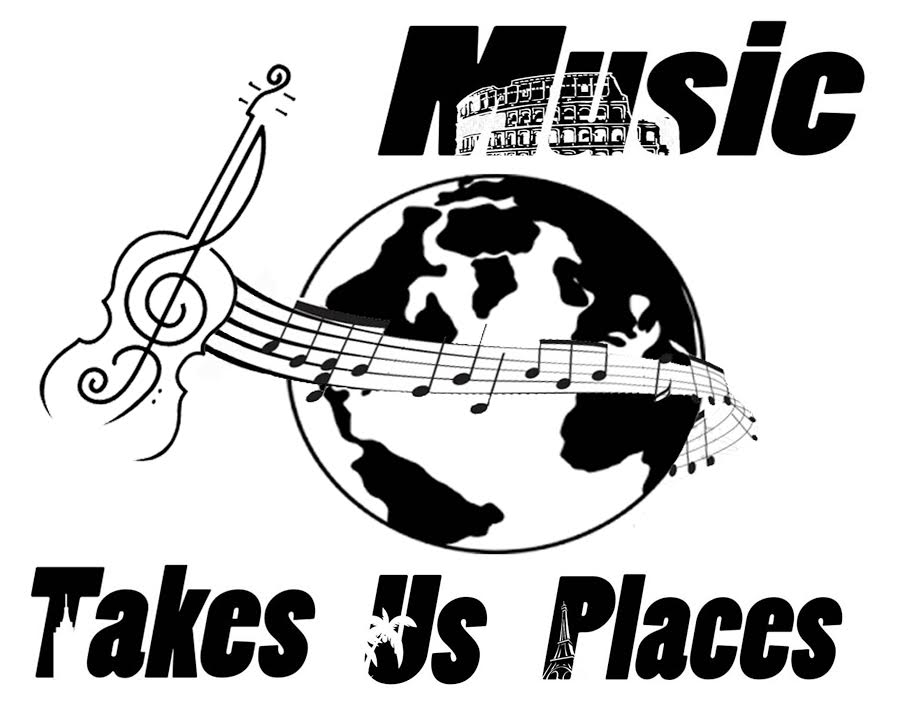 Music takes us places.