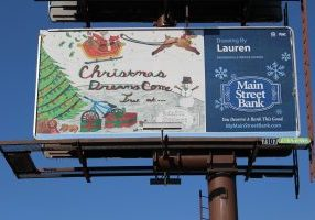 2017 Brannan Christmas Billboard Winner Pic